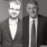 Simon Leduc et Jean-Claude Gobé