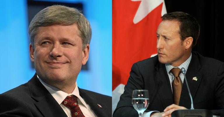 Harper VS Mackay